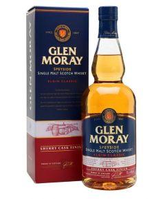 Glen Moray Classic Sherry Cask Finish Single Malt Scotch Whisky 70cl