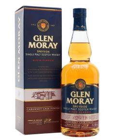 Glen Moray Classic Cabernet Cask Single Malt Scotch Whisky 70cl