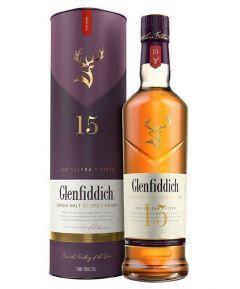 Glenfiddich Solera Reserve 15 Year Old Single Malt Scotch Whisky 75cl