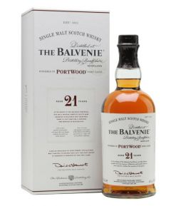 Balvenie 21 Year Old Portwood Single Malt Scotch Whisky 70cl