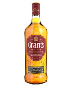 Grants-Triple Wood Blended Scotch Whisky 75cl