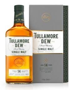Tullamore Dew 14 Year Old Single Malt 70cl