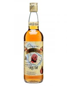 Old Brigand 5 Year Old Rum 100cl