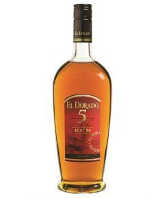 El Dorado 5 Year Old Rum 75cl