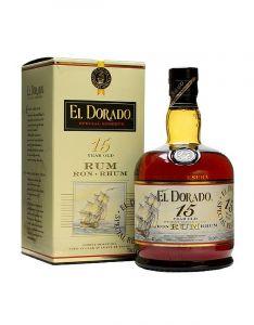 El Dorado  15 Year Old Reserve Rum 75cl