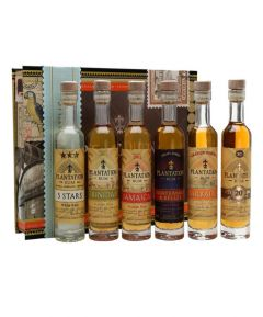 Plantation Rum Experience Box 6x60cl