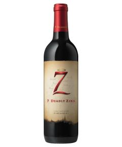 7 Deadly Zins Lodi Old Vine Zinfandel 75cl