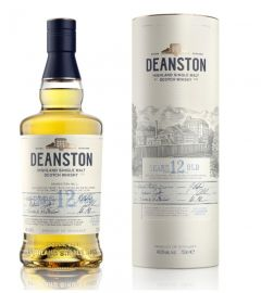 Deanston 12 Year Old Highland Single Malt Scotch Whisky 70cl
