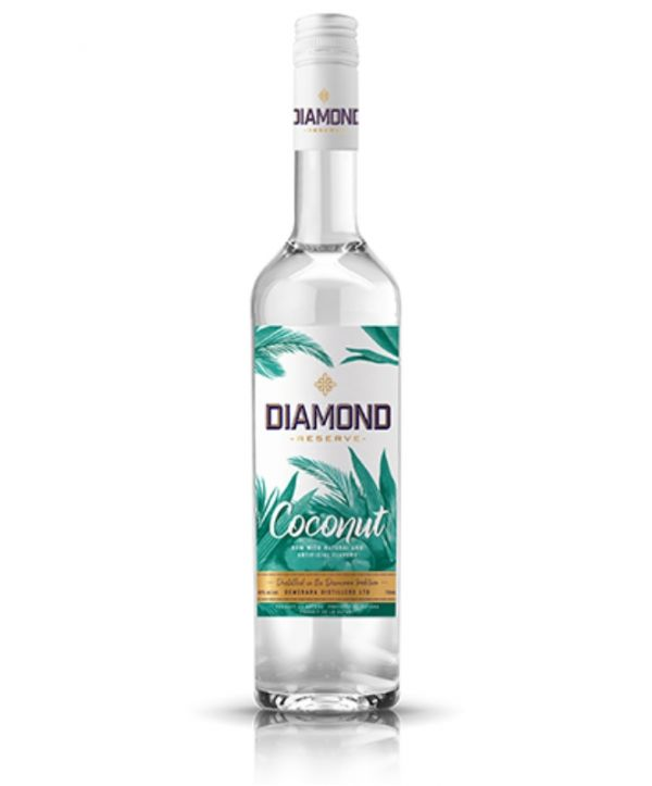 Diamond Reserve Coconut Rum 100cl