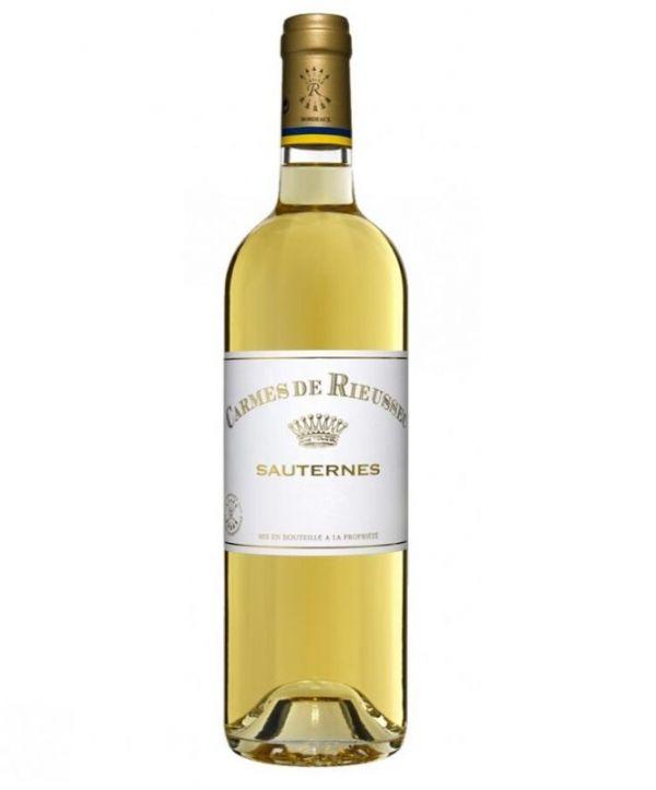 Carmes De Rieussec Sauternes Blanc 75cl