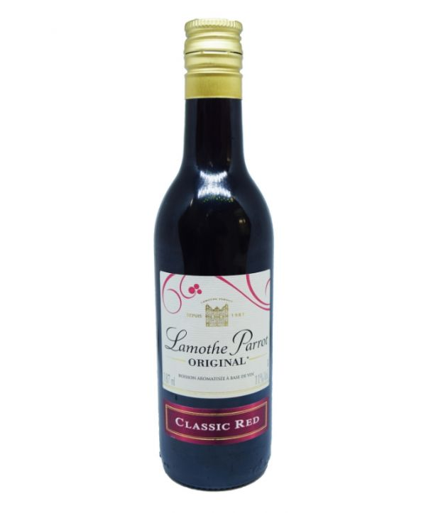Lamothe Parrot Classic Red 18.75cl