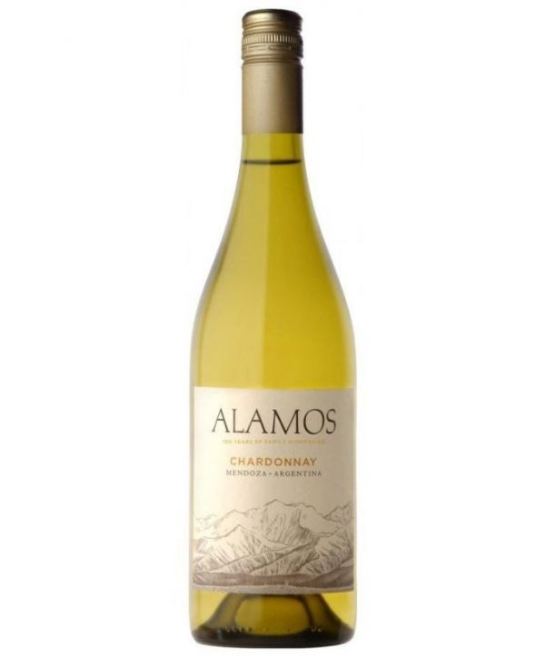 Alamos Chardonnay 75cl