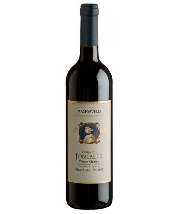 Machiavelli Vigna di Fontalle Chianti Classico Gran Selezione DOCG 75cl