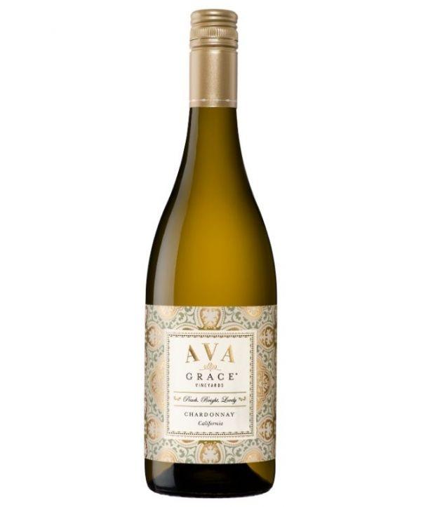 Ava Grace Vineyards California Chardonnay 75cl