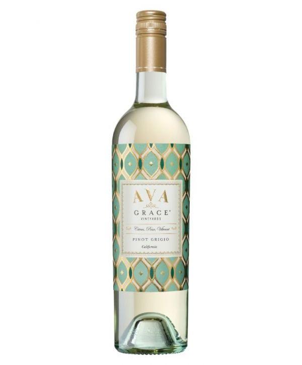 Ava Grace Vineyards California Pinot Grigio 75cl