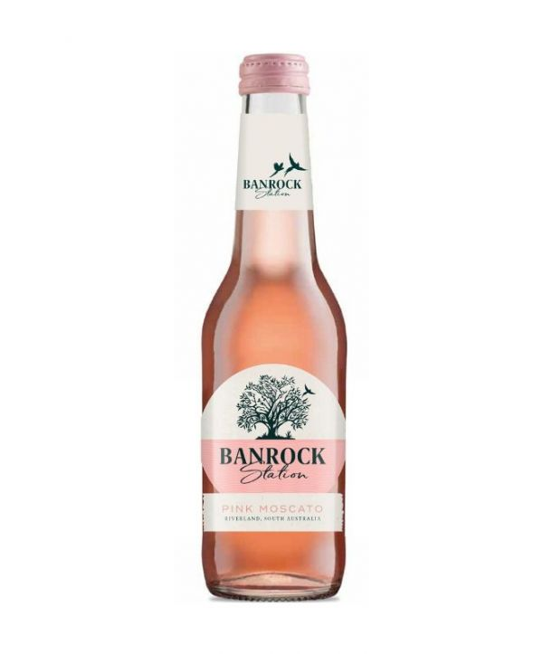 Banrock Station Pink Moscato 27.5cl
