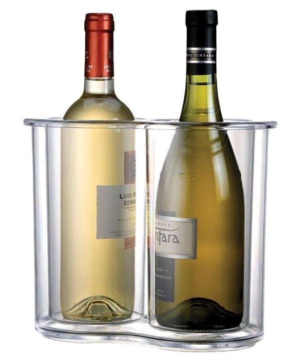 Prodyne Twin Chiller Iceless Wine Cooler