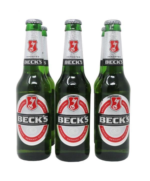Becks Beer 33cl