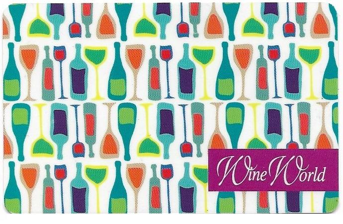 Wine World Gift Card