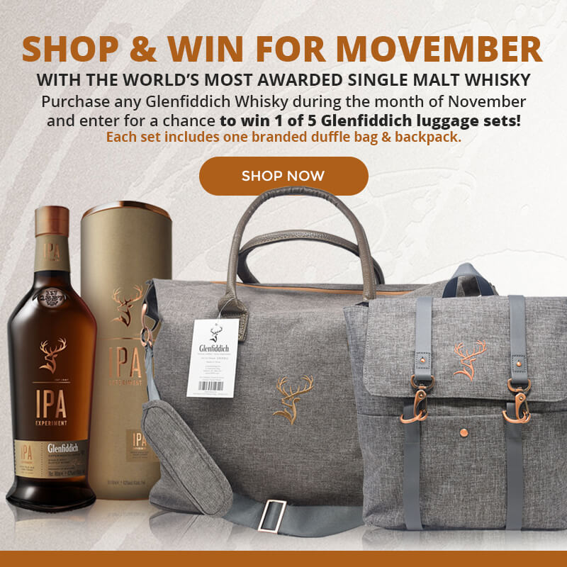 Glenfiddich Promotion
