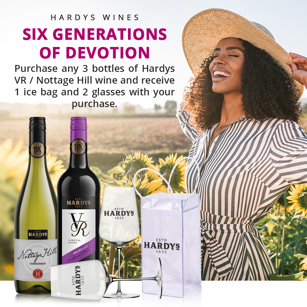 Hardys Wine Promotion